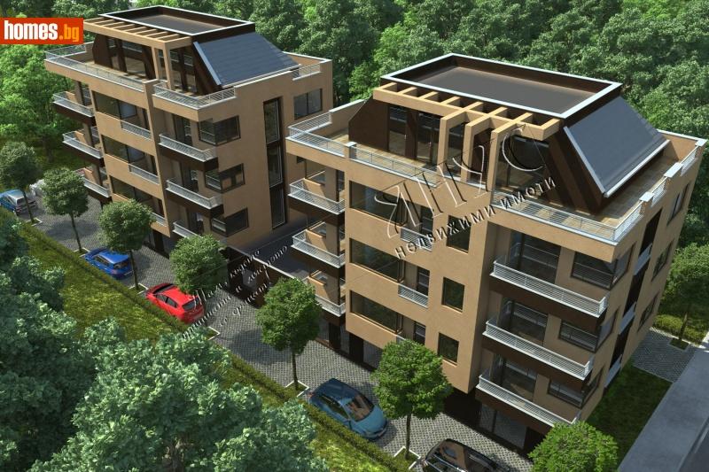 Двустаен, 55m² -  Сарафово, Бургас - Апартамент за продажба - ЯНУС ЕООД - 458817