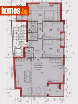 Четиристаен, 190m² - Апартамент за продажба - 6844690