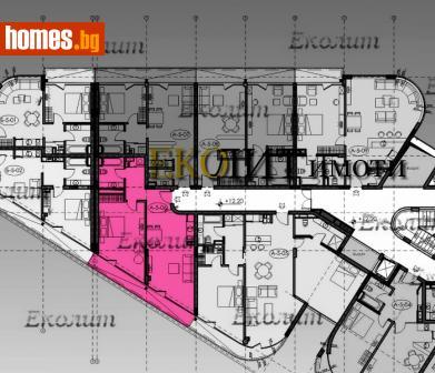 Тристаен, 138m² - Апартамент за продажба - 43016107