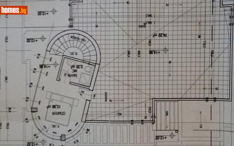 Мезонет, 205m² - Жк. Надежда 2, София - Апартамент за продажба - Азмар имоти - 43253259