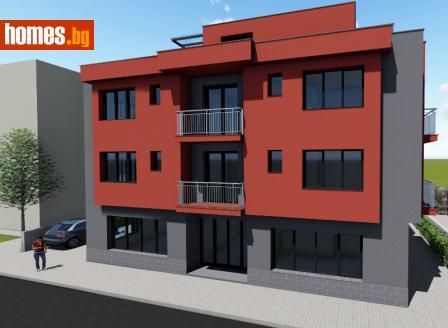 Двустаен, 51m² - Апартамент за продажба - 49931569