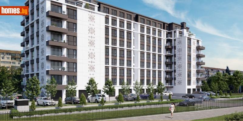 Двустаен, 66m² - Жк. Сухата Река, София - Апартамент за продажба - Musalla - 51636442