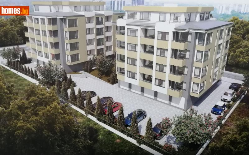 Двустаен, 78m² - Кв. Железник, Стара Загора - Апартамент за продажба - City - 55828680