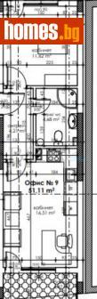 Двустаен, 73m² - Апартамент за продажба - 55977002