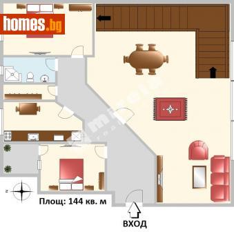 Мезонет, 164m² - Апартамент за продажба - 56668963