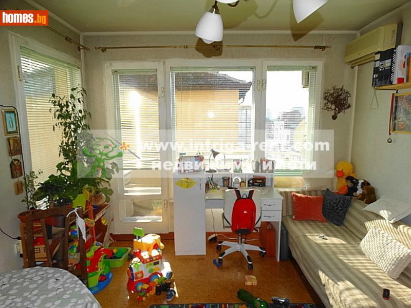 Тристаен, 80m² -  Куба, Хасково - Апартамент за продажба - Интрига ООД - недвижими имоти - 56674133