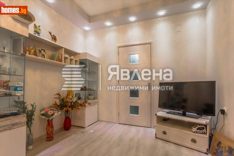Тристаен, 76m² -  Център, София - Апартамент за продажба - ЯВЛЕНА - 58149700