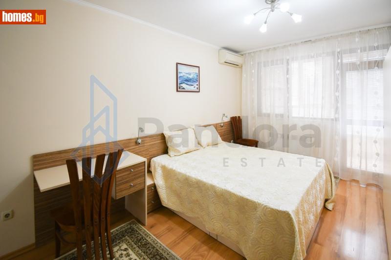 Тристаен, 90m² - Кв. Редута, София - Апартамент под наем - Пандора естейт - 60495981