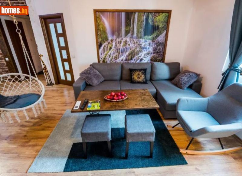 Тристаен, 90m² -  Център, София - Апартамент под наем - Пандора естейт - 60500754