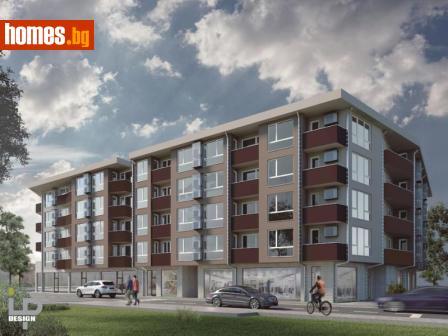 Тристаен, 92m² - Апартамент за продажба - 61409055
