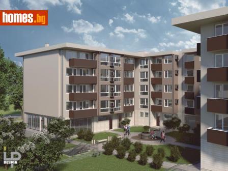 Тристаен, 87m² - Апартамент за продажба - 61559779