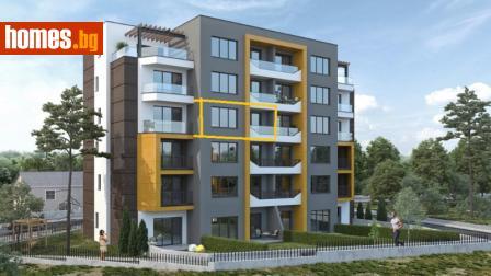Тристаен, 81m² - Апартамент за продажба - 63010923