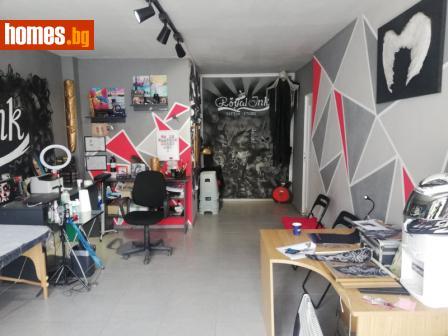 Едностаен, 40m² - Апартамент за продажба - 65985878