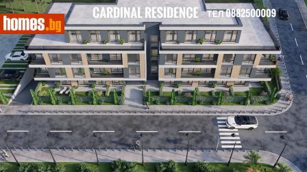 Двустаен, 60m² - Апартамент за продажба - 71362724