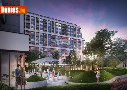Едностаен, 42m² - Апартамент за продажба - 72243318