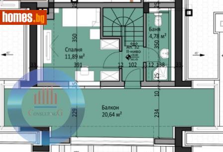 Четиристаен, 194m² - Апартамент за продажба - 74613164