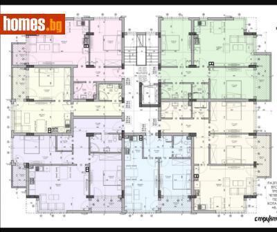 Тристаен, 110m² - Апартамент за продажба - 74892243