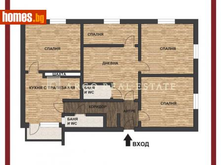 Мезонет, 125m² - Апартамент за продажба - 75615507