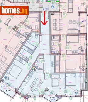Тристаен, 120m² - Апартамент за продажба - 76110249